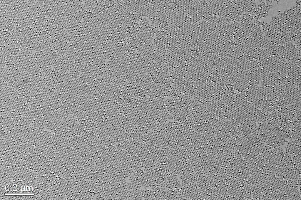 Pt3Co nano-particles